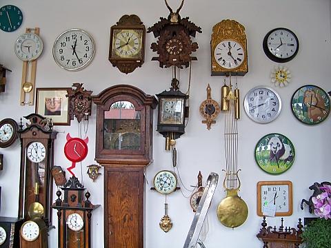 zegarmistrz stare zegary i zegarki